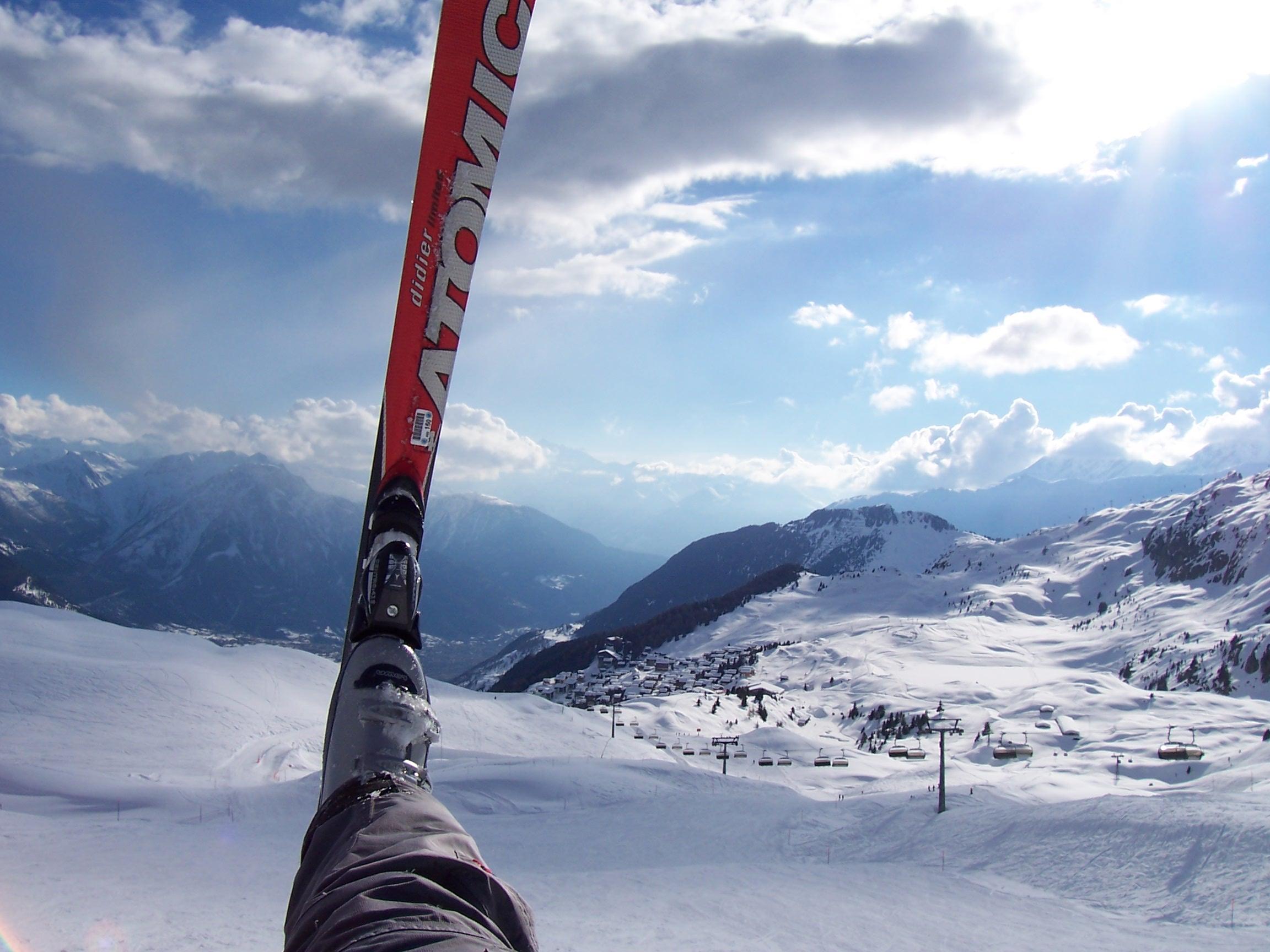 Atomic didier limited carving ski